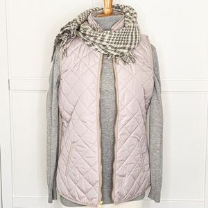 Old Navy | Lilac Quilted Vest